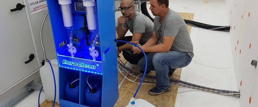 Čeští vědci představí na EXPO 2020 systém, který bude v poušti vyrábět vodu ze vzduchu – S.A.W.E.R.