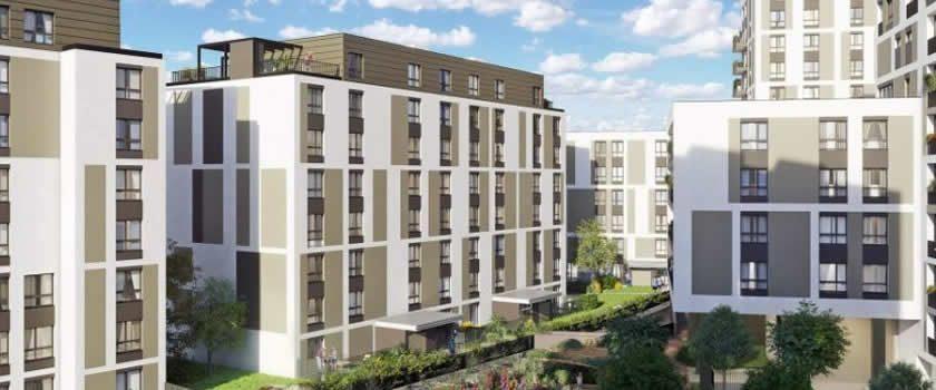 Hledáte moderní byt v příjemném prostředí?