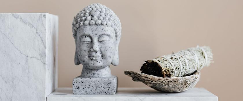 Asijské umění v interiéru: dodá punc luxusu i relaxační atmosféru